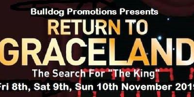 Return to Graceland - Blackpool