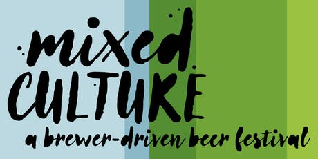 Mixed Culture 2019 tickets