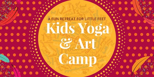 Kids Yoga & Art Camp