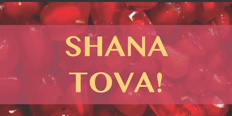Rosh Hashanah 2019 at Tulane Hillel - September 29th-October 1st tickets