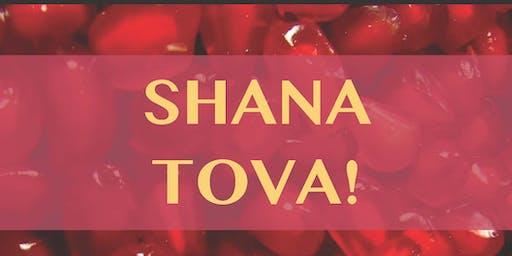 Rosh Hashanah 2019 at Tulane Hillel - September 29th-October 1st