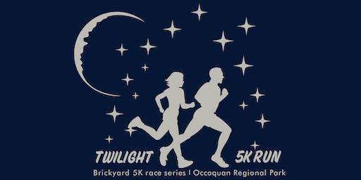 Occoquan Brickyard Twilight  5k