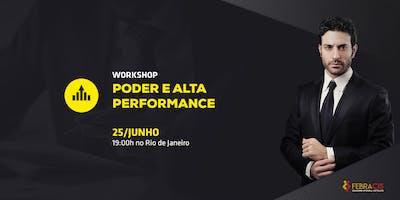 [RIO DE JANEIRO/RJ] WORKSHOP - PODER E ALTA PERFORMANCE