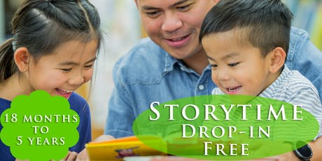 Reads and Rhymes Drop-in  tickets