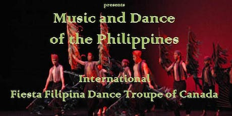 Music and Dance of the Philippines tickets