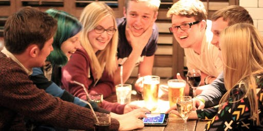 Smartphone Quiz Night in aid of Age UK Solihull