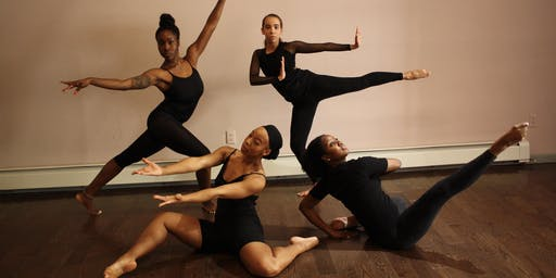 Ujima Dance Theatre Presents An Afternoon of Dance