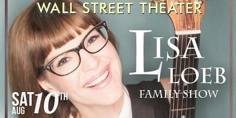 Lisa Loeb (Kids Show) tickets