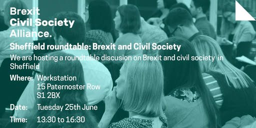 Sheffield Roundtable: Brexit & Civil Society