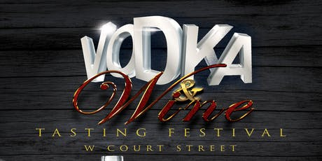 Vodka and Wine tasting festival tickets
