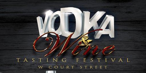 Vodka and Wine tasting festival