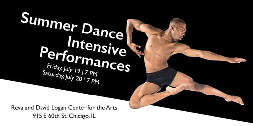 Deeply Rooted Dance Theater Summer Dance Intensive Performances