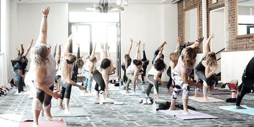 Mindfulness Brunch (Yoga+Meditation+Brunch)