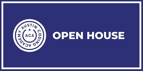 Austin Coding Academy   Open House   @ Highland   6.26.19 tickets