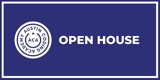 Austin Coding Academy | Open House | @ Highland | 6.26.19
