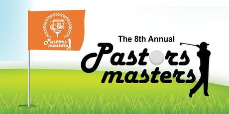 The 8th Annual WLQV Pastors Masters Golf Tournament  tickets