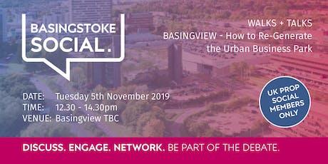 Basingstoke Social - 5 November tickets