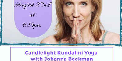 Candlelight Kundalini Yoga with Johanna Beekman