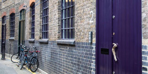 Boundary Row - LFA Studio Lates