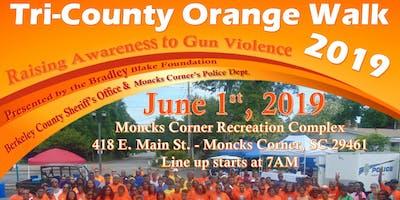 2019 Tri-County Orange Walk