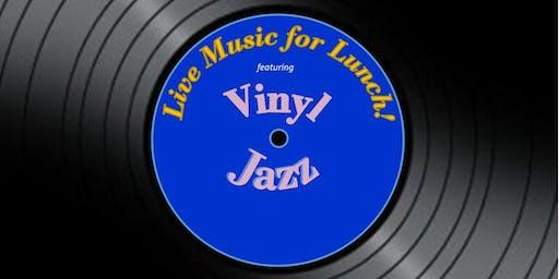 Vinyl Jazz for Lunch