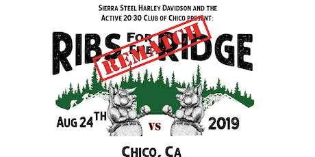 Ribs for the Ridge Rematch tickets