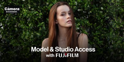 Model & Studio Access with Fujifilm