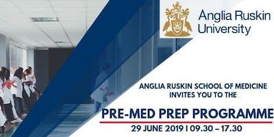 Pre-Med Prep Programme
