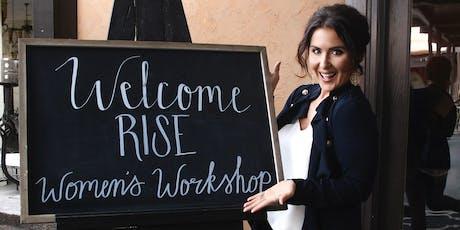 Rise Women's Workshop tickets