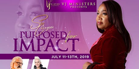 She Changers: Purposed for Impact  tickets