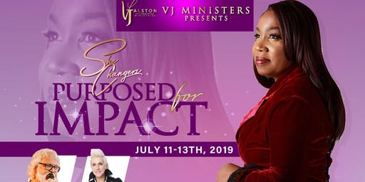 She Changers: Purposed for Impact