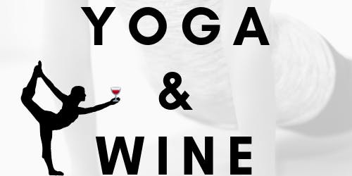 Yoga & Wine 7/21