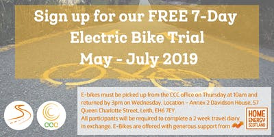 Free Electric Bike Trial