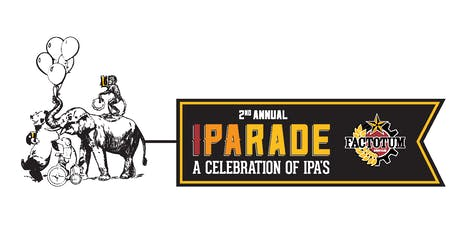 2nd Annual IPARADE - A celebration of IPAs tickets