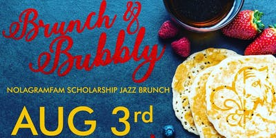 Brunch and Bubbly Scholarship Jazz Brunch