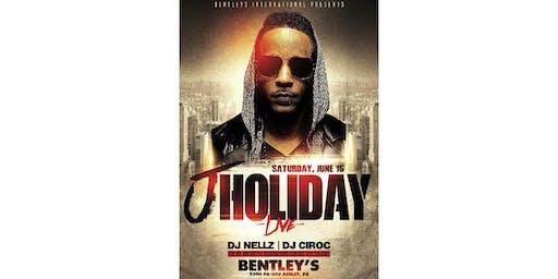 J Holiday LIVE