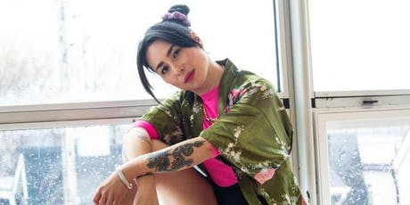 Hua Li + Janette King + Backxwash + Lia Kloud tickets