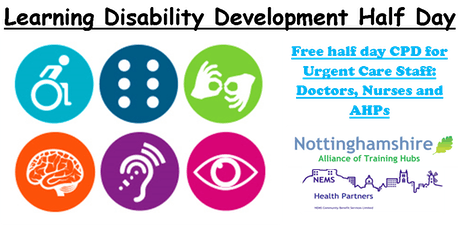 Learning Disability Development Day tickets
