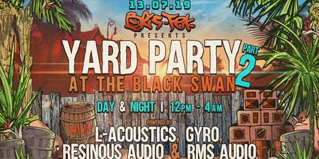 Yard Party 2 - Day / Night Event tickets