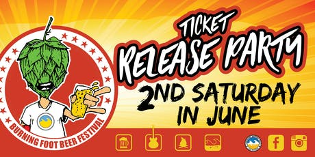 Burning Foot Beer Festival - 2019 tickets