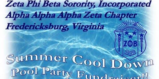 Zeta Pool Party