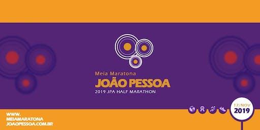 MEIA MARATONA INTERNACIONAL DE JOÃO PESSOA - 2019