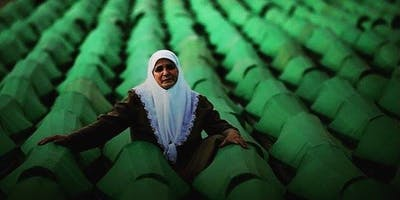 Remembering Srebrenica Scotland - Pupil Conference