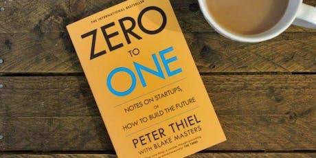 EBBC London - Zero to One (Peter Thiel) tickets