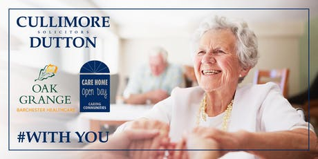 National Care Home Open Day at Oak Grange tickets
