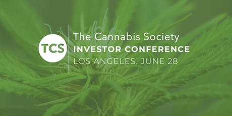 The Cannabis Society Investor Conference LA (Invite Only) tickets
