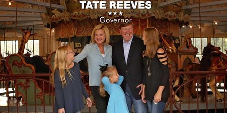 Tate Reeves for Governor Gulf Coast Office Grand Opening tickets