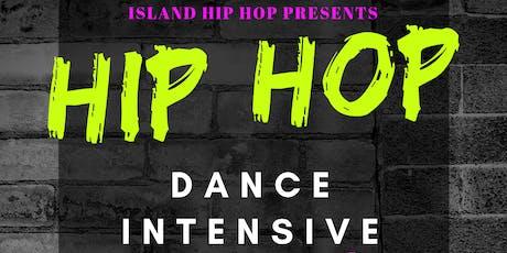 Island Hip Hop Intensive tickets