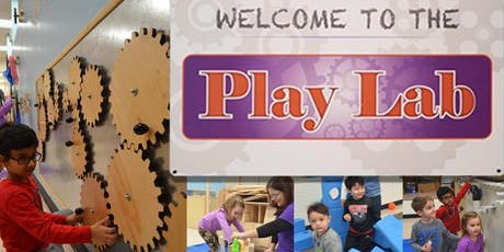Infant-Toddler Play Lab at Stowe tickets