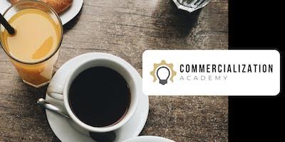 Commercialization Academy: Networking Breakfast for Women Innovators